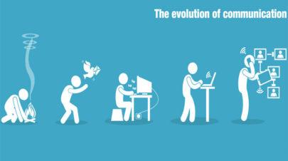 Evolution-of-Communication