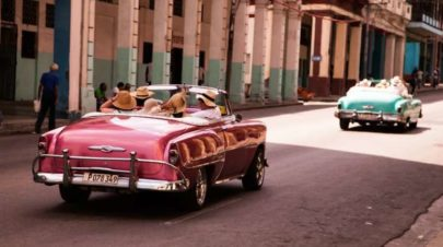 First Time travel Havana