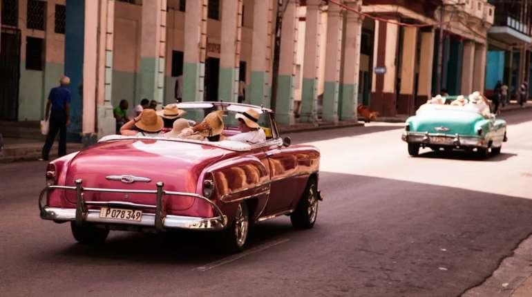 First Time travel Havana