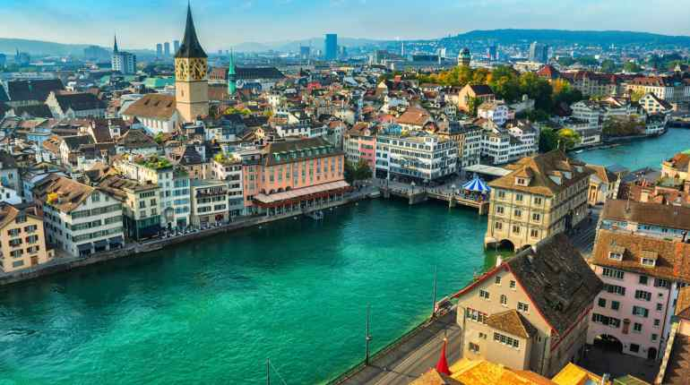 Top 5 Things to Do and See in Zurich (Switzerland) - Light The Minds