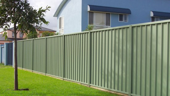 Advantages Of Colorbond Fencing