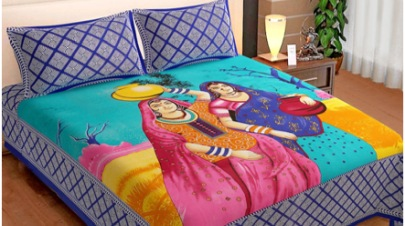 indian bed sheets