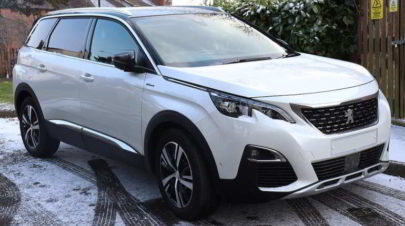 ABS Peugeot 5008 work