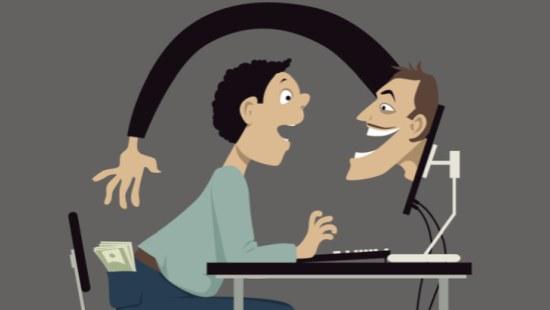 Avoid Becoming Victim Internet