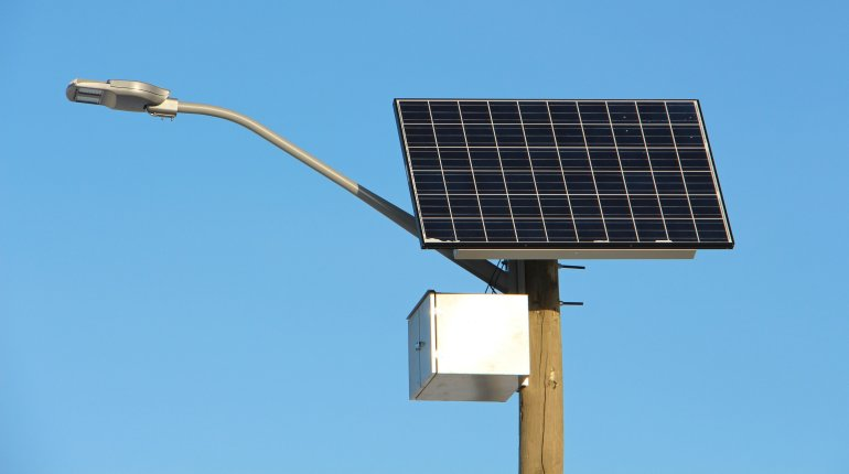 Solar Street Lights Battery