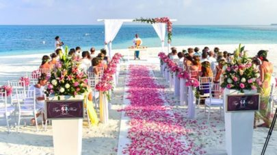 Beach-Wedding-Welcome-Signs