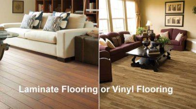 Compare Laminate Flooring And Vinyl Flooring