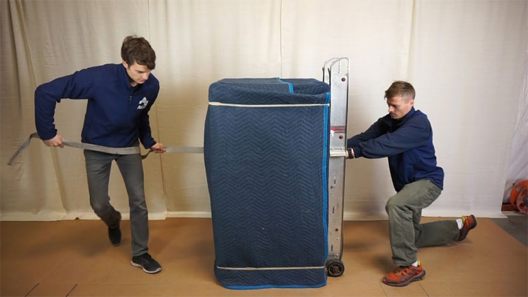 Moving Large Appliances