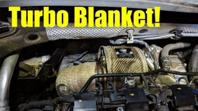 Turbo-Blankets