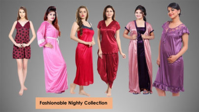 Fashionable-Nighty-Collection