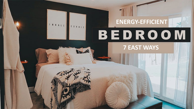 Energy-Efficient Bedroom
