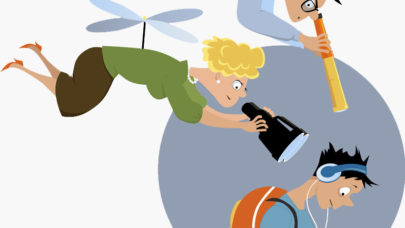 not be a helicopter parent
