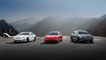 Get Tesla electric cars