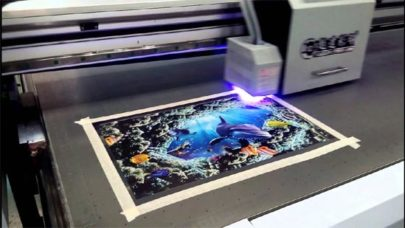 Lenticular Printing Applications