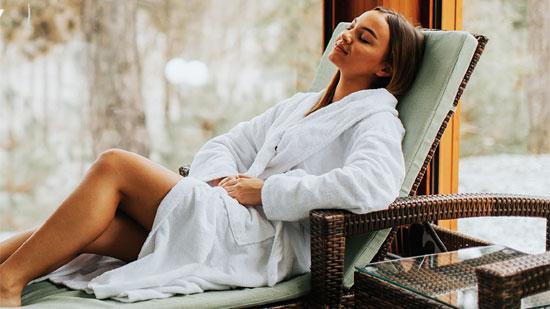 Luxury-Bathrobe