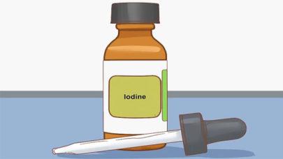 Benefits Of Iodine