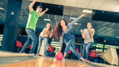 Ditch Gutter Balls Earn Strikes
