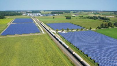 Greenfield Site Solar Project