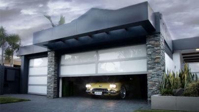 Roll-up Garage Door Openers