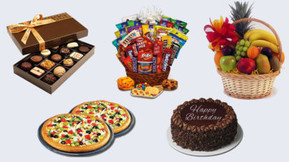 Mouth-Watering Birthday Food Gifts