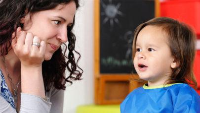 Parents Talk Children Who Stutter