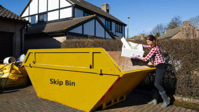 Right Skip Bin Sizes