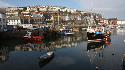 best place visit Mevagissey Harbour