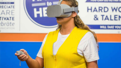 Benefits Virtual Reality Safety Training