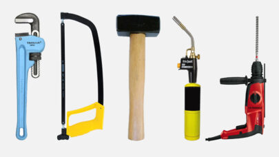 Equipment-Tools-Plumbing
