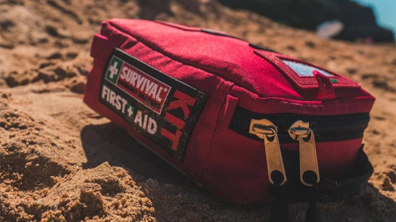 Whitewater First Aid Kit