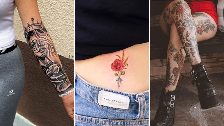Best Body Places to Engrave Tattoos