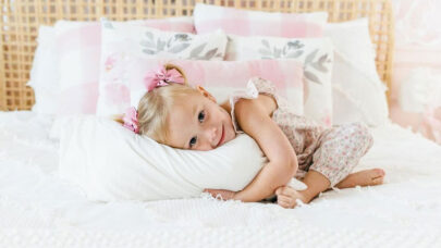 Choose Pillow for Toddler