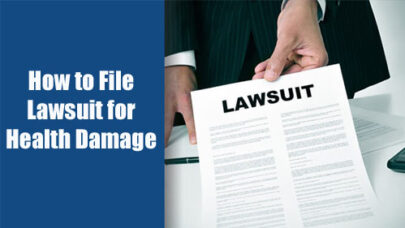 File-Lawsuit-Health-Damage