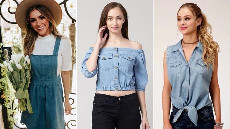 Hottest-Denim-Dress-Trends