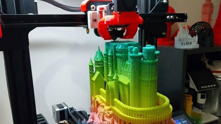 Benefits 3D Printing Applications