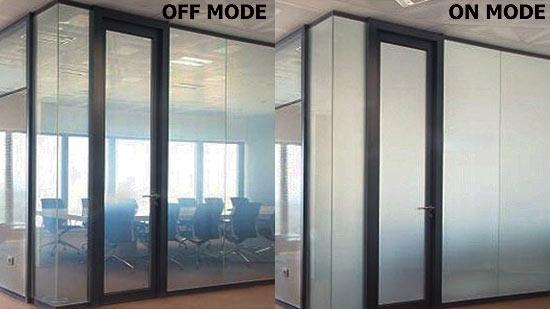 Benefits Switchable Glass