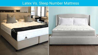 Latex Vs Sleep Number Mattress