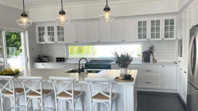 Modern Hamptons Style Kitchen
