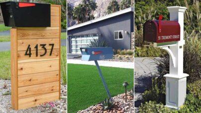 New Mailbox Designs