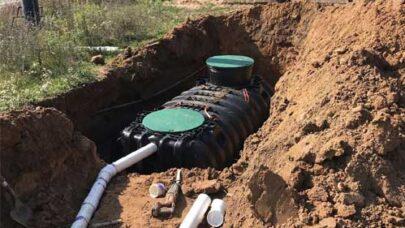 Septic Tank System Sign Repair
