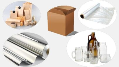 Type Product Packaging Material