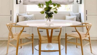 Wishbone Chairs For Dining Room