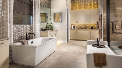 Modernising Bathroom