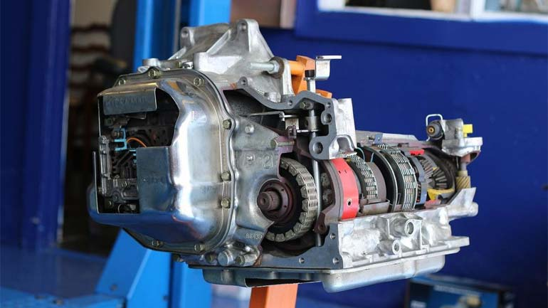 Automatic Transmission Replacement