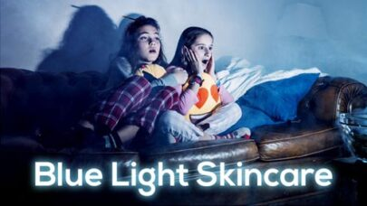 Blue Light Skincare Sunscreen