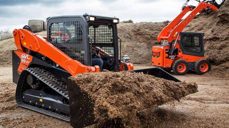 Compact-Track-Loader