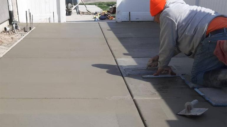 Concrete Building Expansion Joint