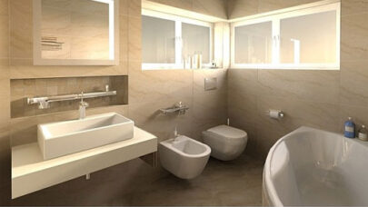 Sanitary Bathroom Innovations