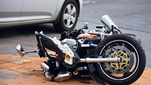 Causes of Motorcycle Accidents