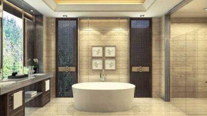 Make Bathroom Look Expensive